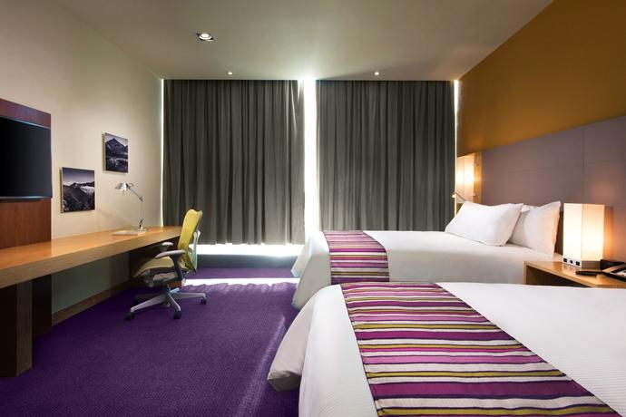Hotel Hilton Garden Inn Monterrey Aeropuerto