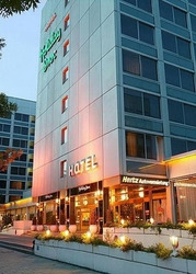 Hotel Holiday InnMunich Schwabing -City North