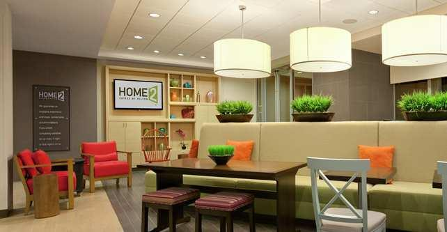 Hotel Home2 Suites By Hilton Albuquerque/downtown-university