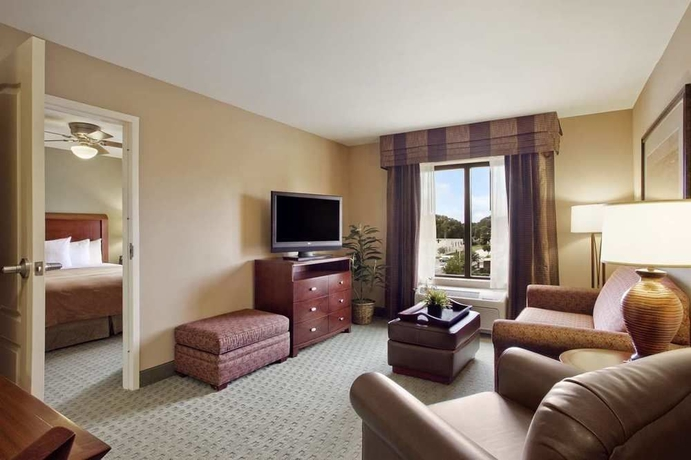 Hotel Homewood Suites by Hilton Jacksonville-Downtown/So