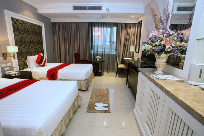 Hotel Hope Land Hotel & Executive Residence