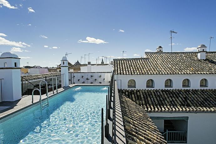 Hoteles sevilla - Hospes las casas del rey de baeza ...