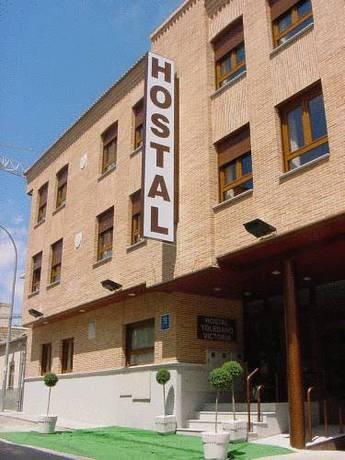 Hotel Hostal Toledano Victoria