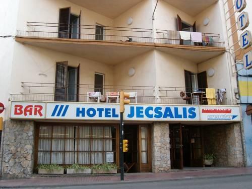 Hotel Hotel Jecsalis