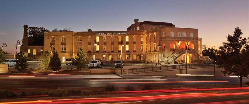 Hotel Hotel Parq Central