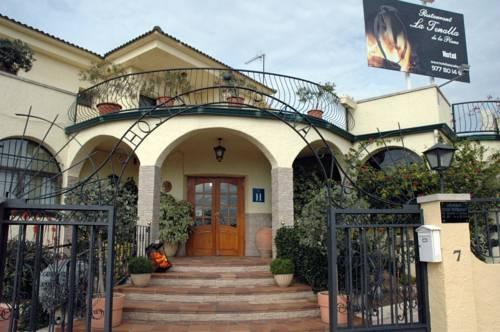 Hotel Hotel la Tenalla de la Plana