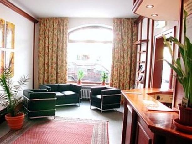 Hotel Hotelissimo Haberstock