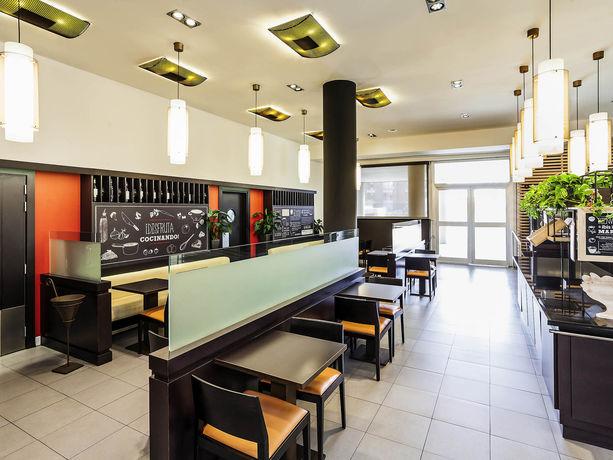 Hotel IBIS BARAJAS AEROPUERTO MADRID