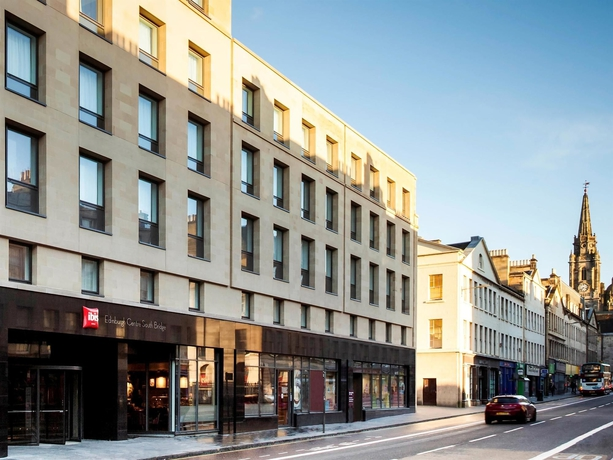 Hotel Ibis Edinburgh South Bridge