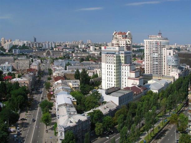 Hotel Ibis Kiev