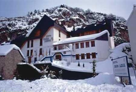 Hotel Ibon Azul