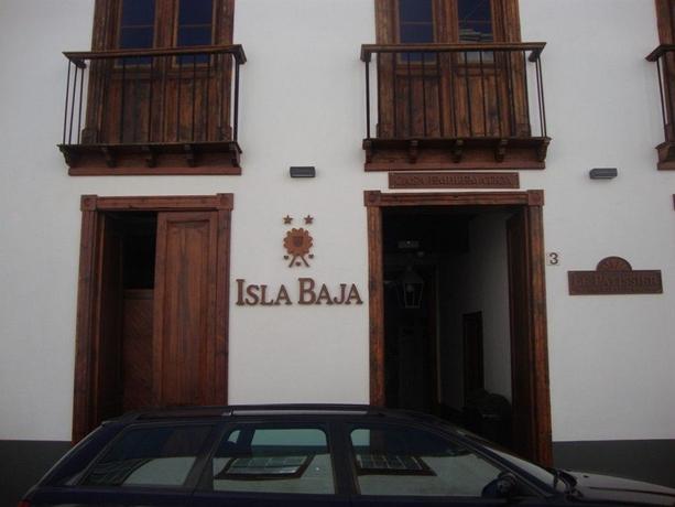 Hotel Rural Isla Baja Suites