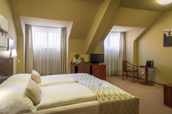 Hotel Kampa Garden Prague