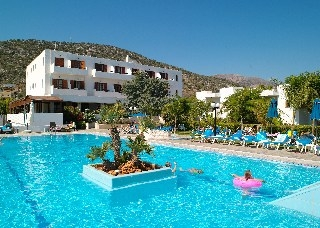Hotel Kyknos Beach and Bungalows
