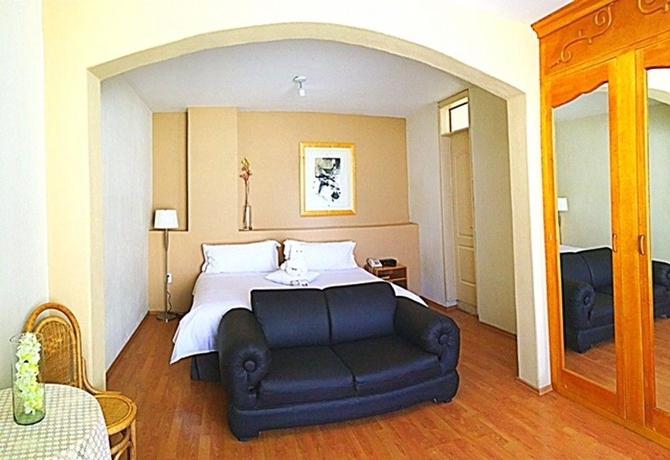 Hotel La Casona de los Vitrales