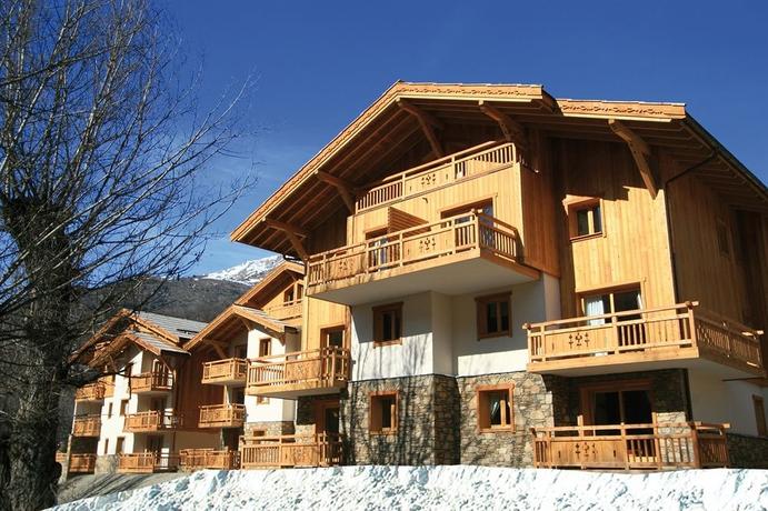Apartamentos Lagrange Prestige Le Hameau Du Rocher Blanc