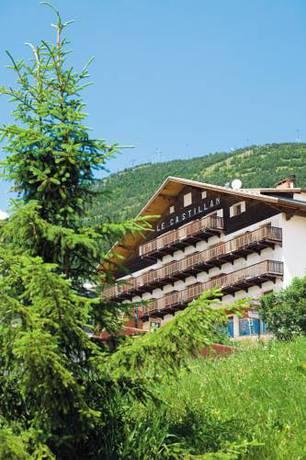 Hotel Le Castillan