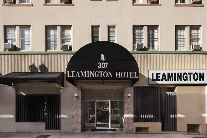Hotel Leamington Hotel-Downtown/Port Of Miami
