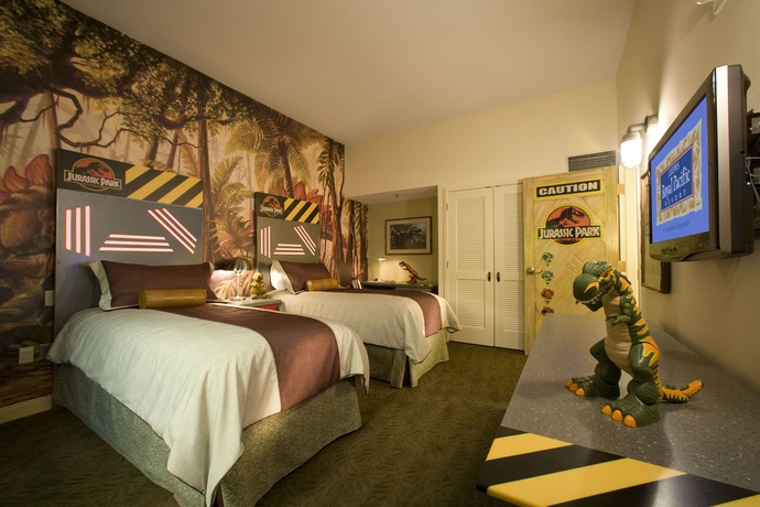 Hotel Loews Royal Pacific Resort at Universal Orlando