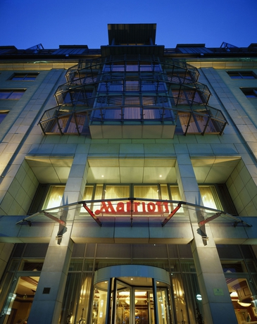 Hotel Marriott Leipzig