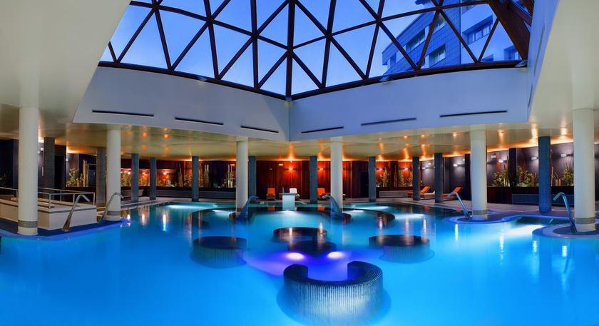 Melia sol y nieve ofertas de spa hotel con spa en monachil - Hotel en sierra nevada con spa ...