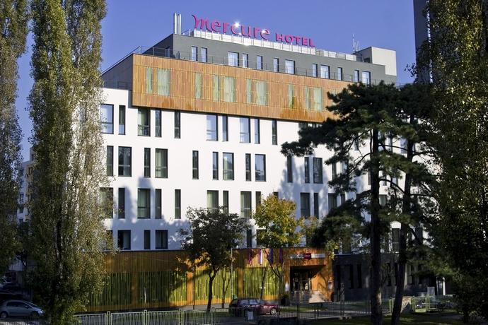 Hotel Mercure Bratislava Centrum