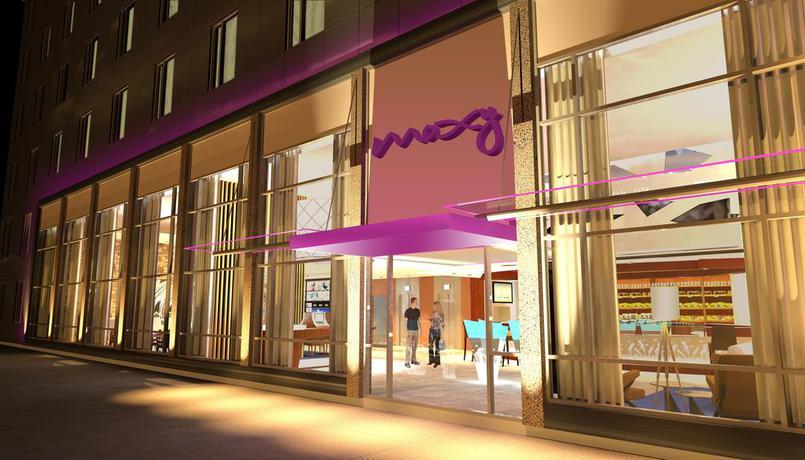 Hotel Moxy Munich Airport