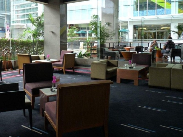 Hotel Novotel Bangkok on Siam Square