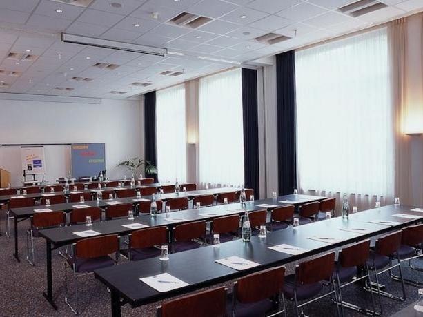 Hotel Novotel Leipzig