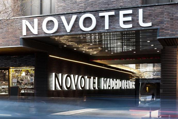 Hotel Novotel Madrid Center