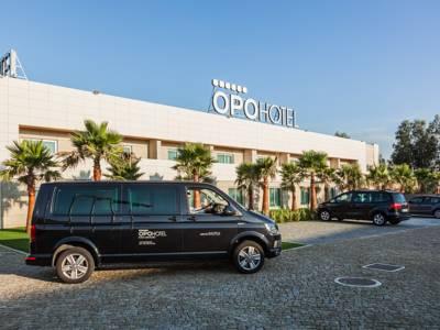 Hotel Opohotel Porto Aeroporto