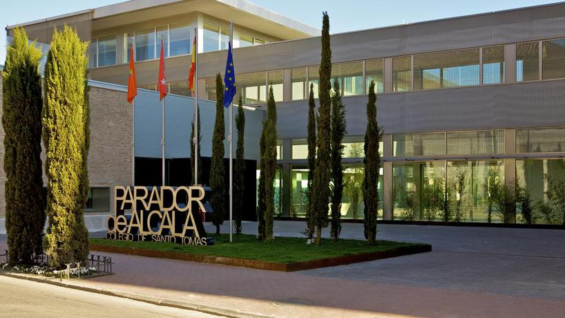 Hotel Parador de Alcala de Henares