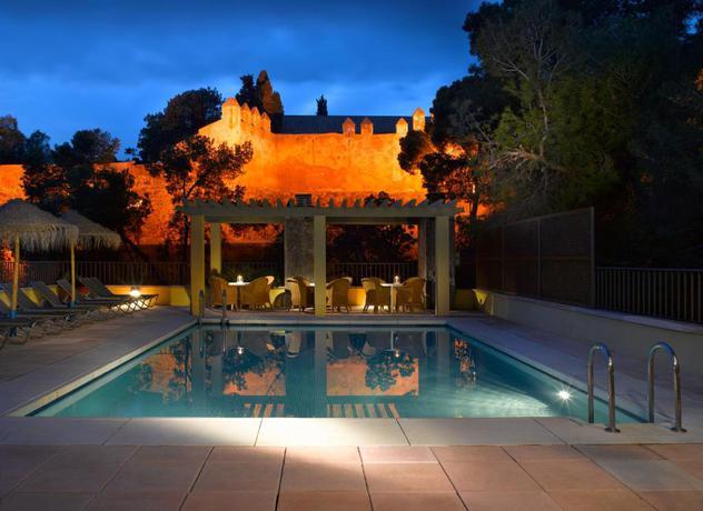Hotel Parador de Malaga. Gibralfaro