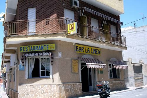 Hotel Pension La Linea
