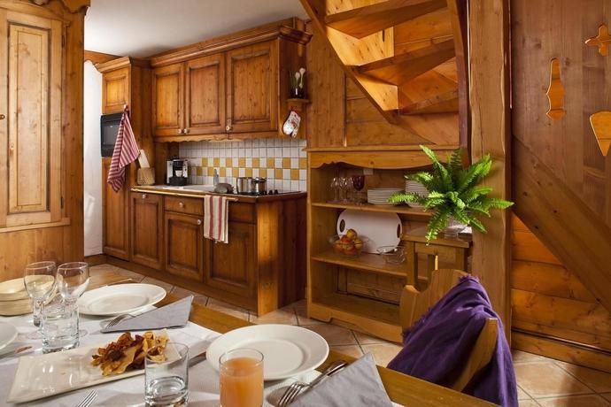 Residencia Pierre Vacances  LEcrin des Neiges premium