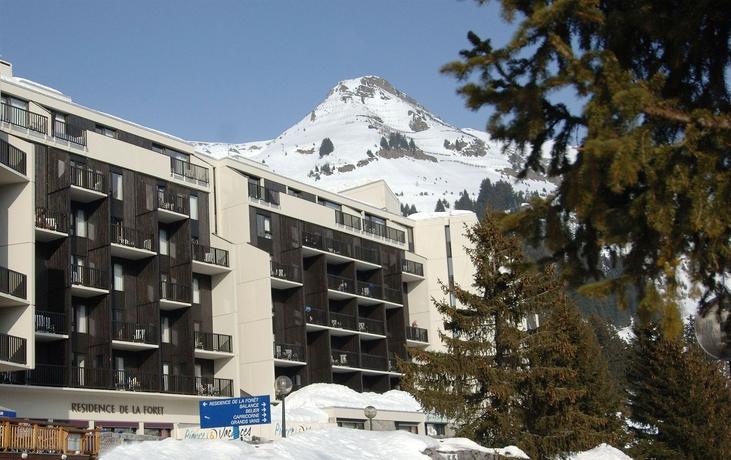 Apartamentos Pierre et Vacances La Foret