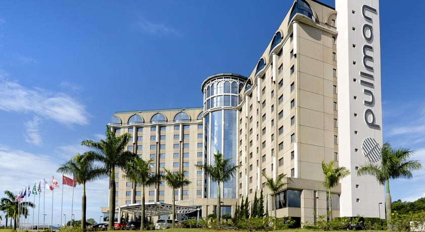 Hotel Pullman SP Guarulhos Airport
