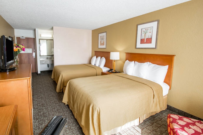 Hotel Quality Inn Miami Airport Doral