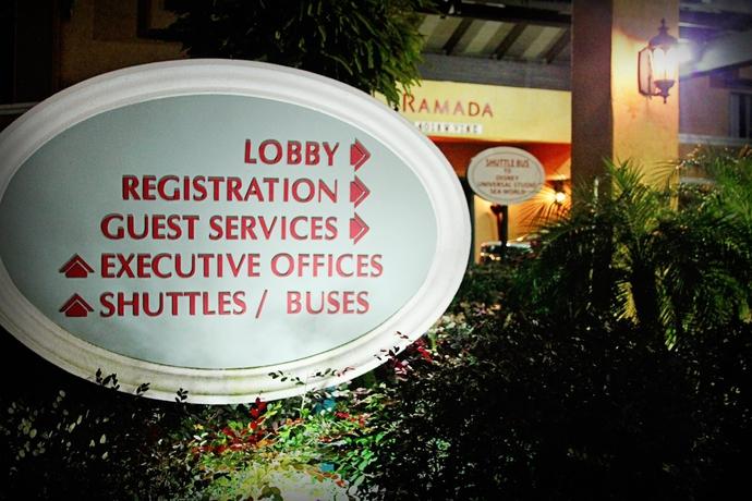 Hotel Ramada Kissimmee Downtown