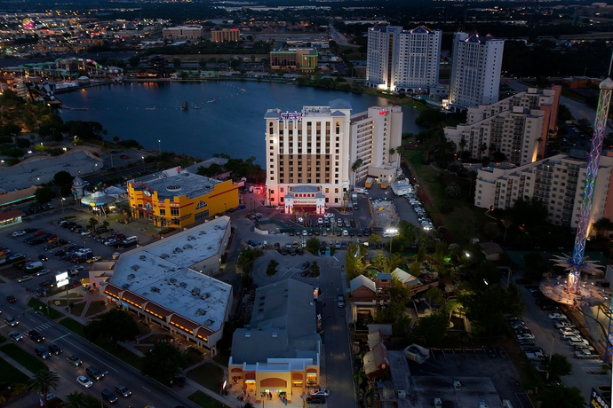 Hotel Ramada Plaza Resort and Suites International Drive