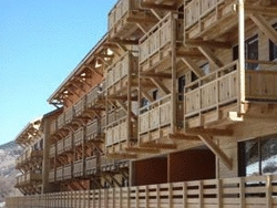 Apartamentos Résidence Pra Sainte Marie