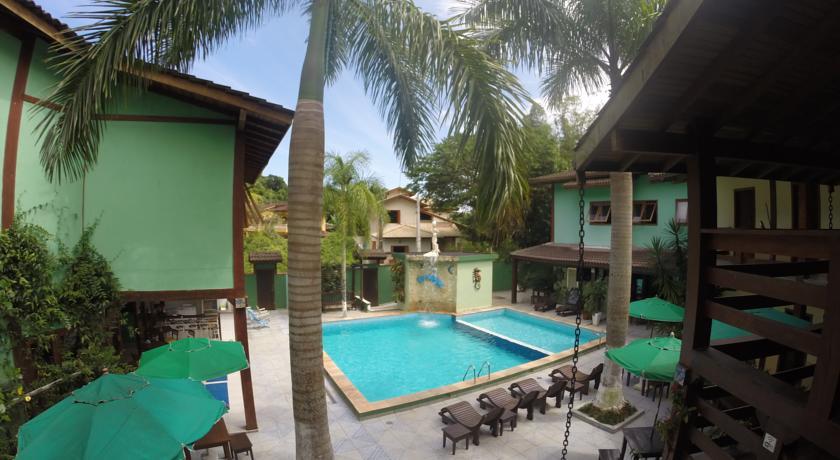 Hotel Recanto Verde Praia