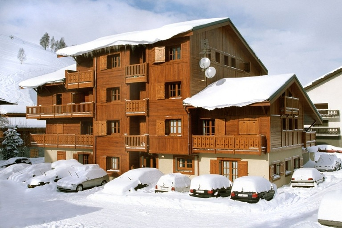 Apartamentos Residence Alpina Lodge 2 Alpes