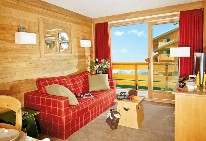 Hotel Residence Pierre & Vacances Premium Les Crets