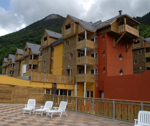 Hotel Residences les 100 Lacs