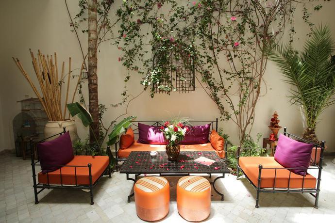Apartamentos Riad 34