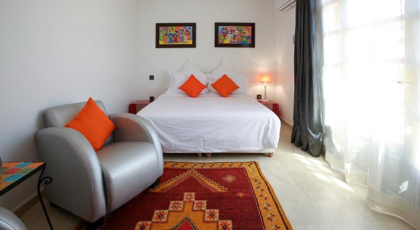 Hotel Riad Ksar Saad