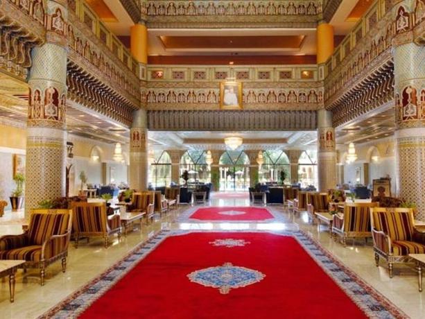 Hotel Royal Mirage de Luxe