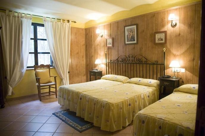 Hotel Soterraña