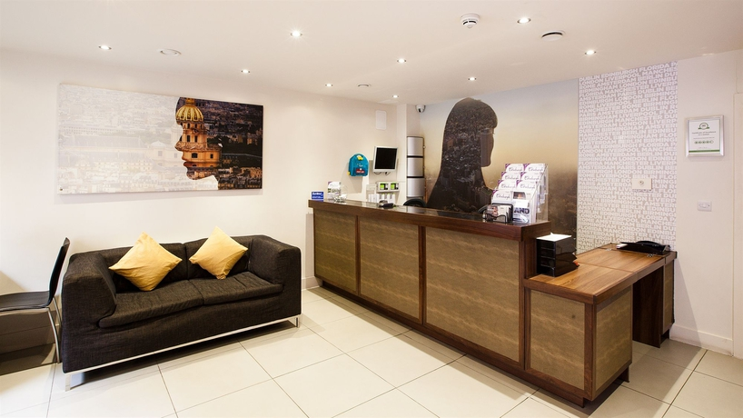 Hotel Staycity Serviced Apartments Edinburgh West End